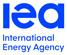 IEA Logo